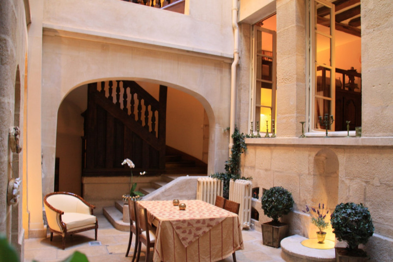 Vente de prestige hôtel particulier Paris 5ème 13900000€ - Photo 4
