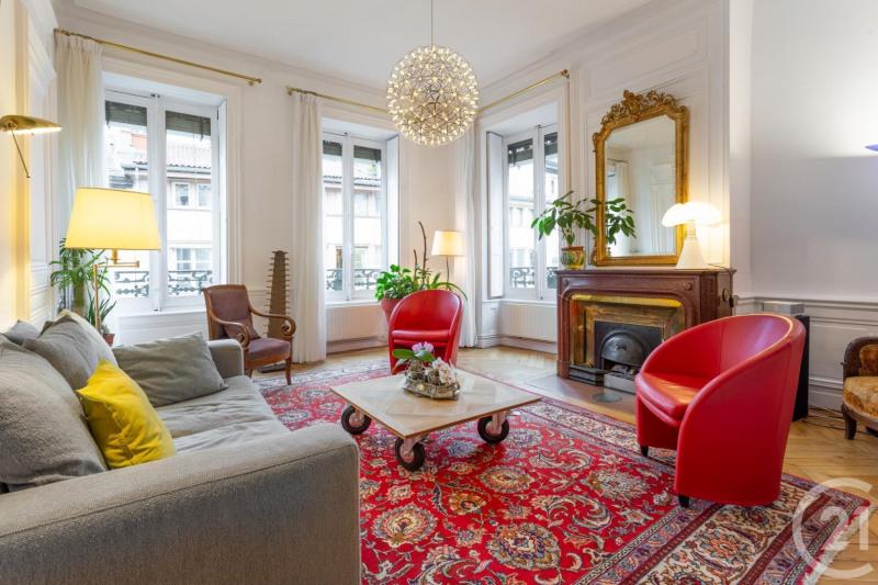 Vente de prestige appartement Lyon 1er 897000€ - Photo 4
