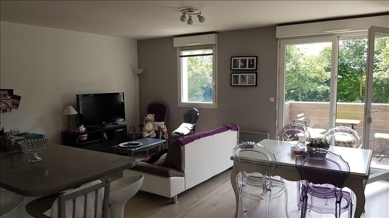 Verkoop  appartement Rennes 204360€ - Foto 4