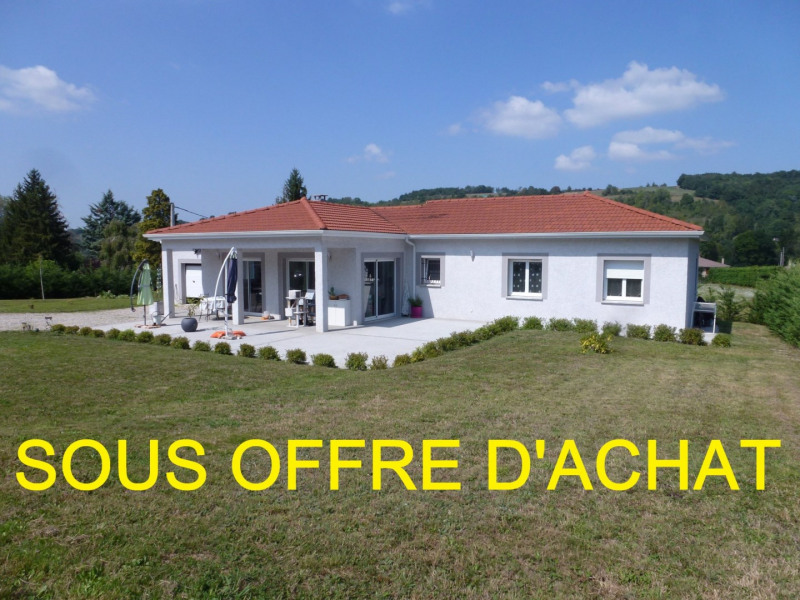 Vente maison / villa St clair sur galaure 263 000€ - Photo 1