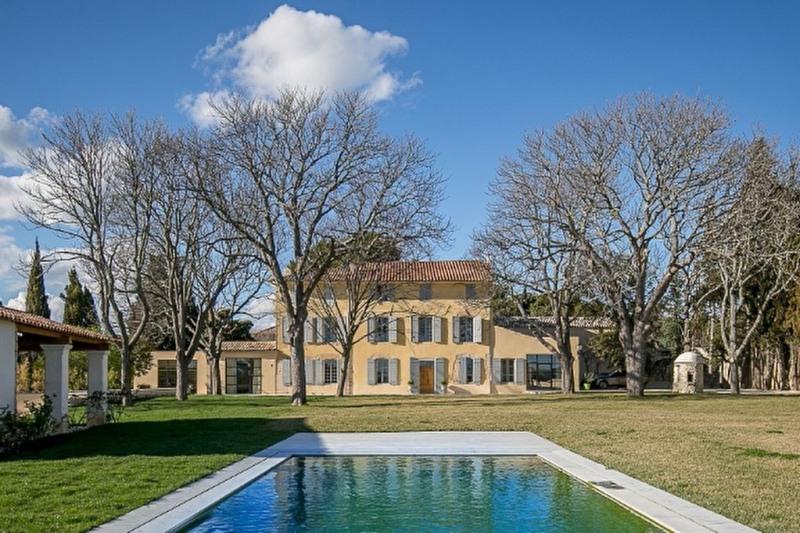 Verkauf von luxusobjekt haus Aix en provence 3300000€ - Fotografie 1