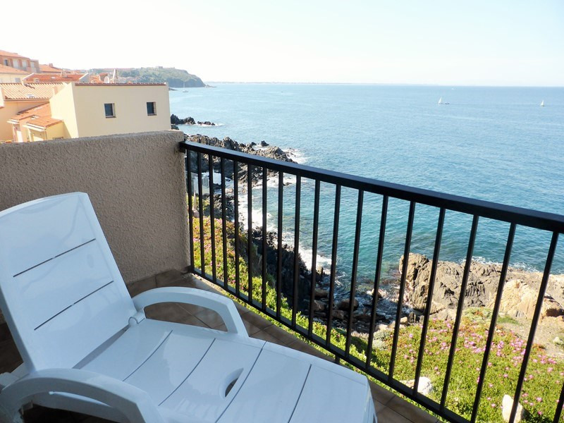 Vacation rental apartment Collioure 273€ - Picture 1