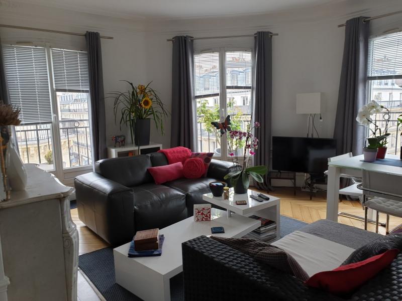 Sale apartment Paris 4ème 1307000€ - Picture 1