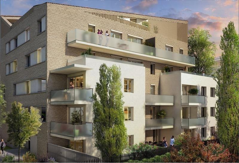 Vente appartement Toulouse 293500€ - Photo 3