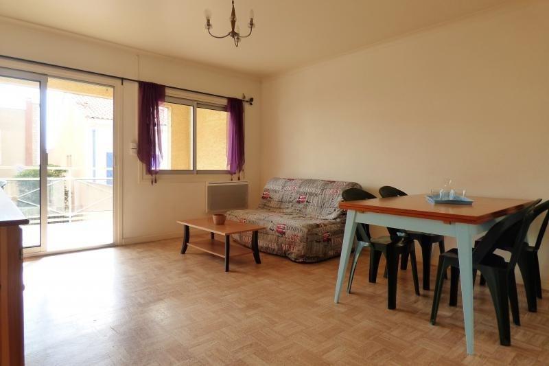 Vente appartement Valras plage 140000€ - Photo 2