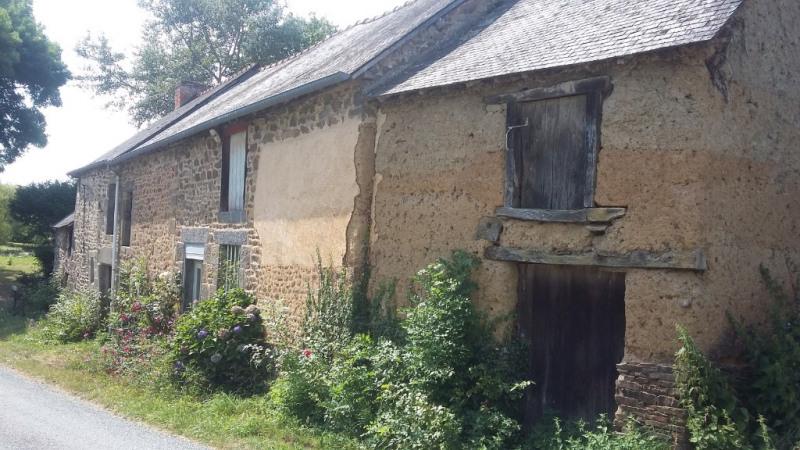 Vente maison / villa Combourg 44000€ - Photo 2