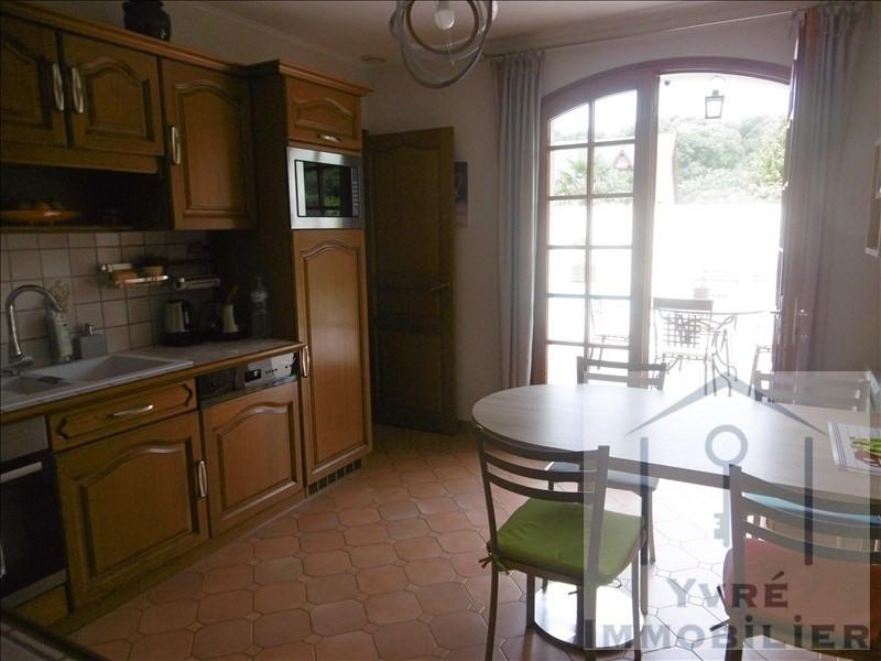 Sale house / villa Yvre l'eveque 364000€ - Picture 7