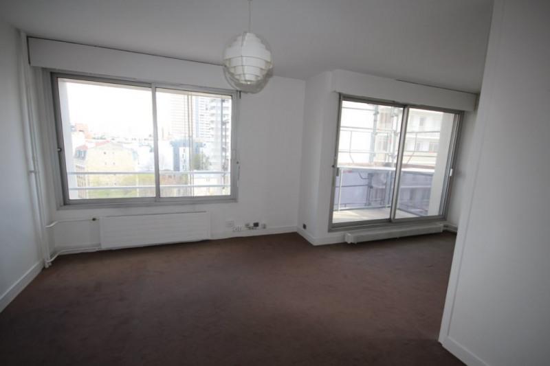 Vente appartement Paris 15ème 420000€ - Photo 2
