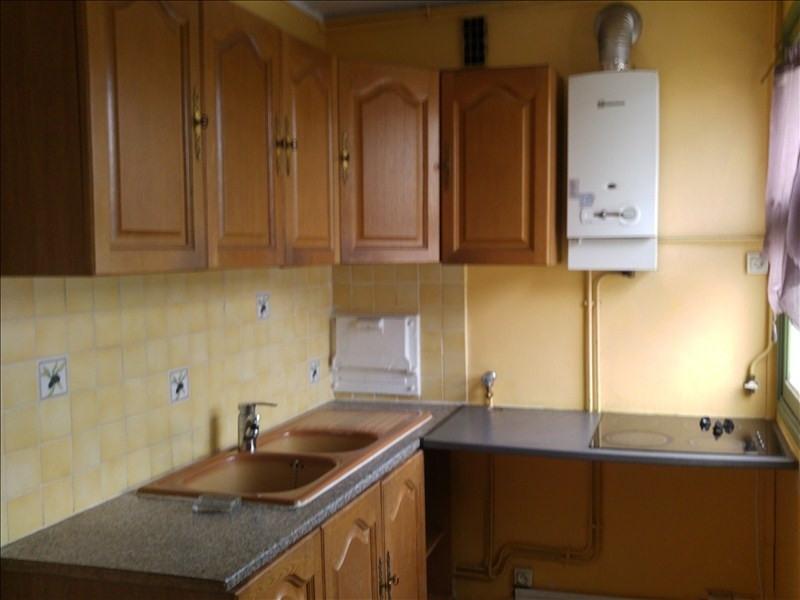 Sale apartment Sarcelles 126000€ - Picture 1