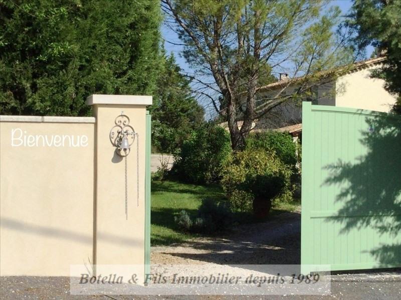 Verkoop van prestige  huis Uzes 525000€ - Foto 11