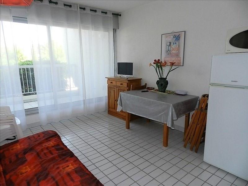 Sale apartment La grande motte 104000€ - Picture 1