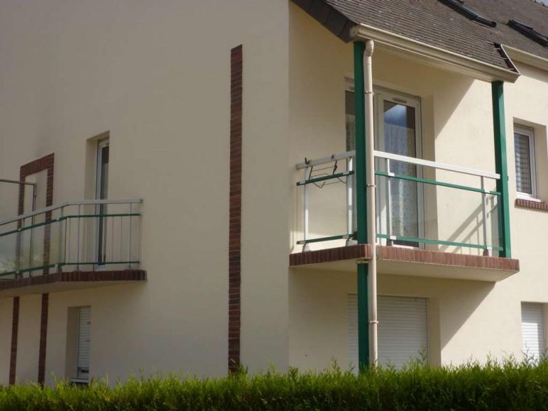 Rental apartment Pontivy 506€ CC - Picture 1