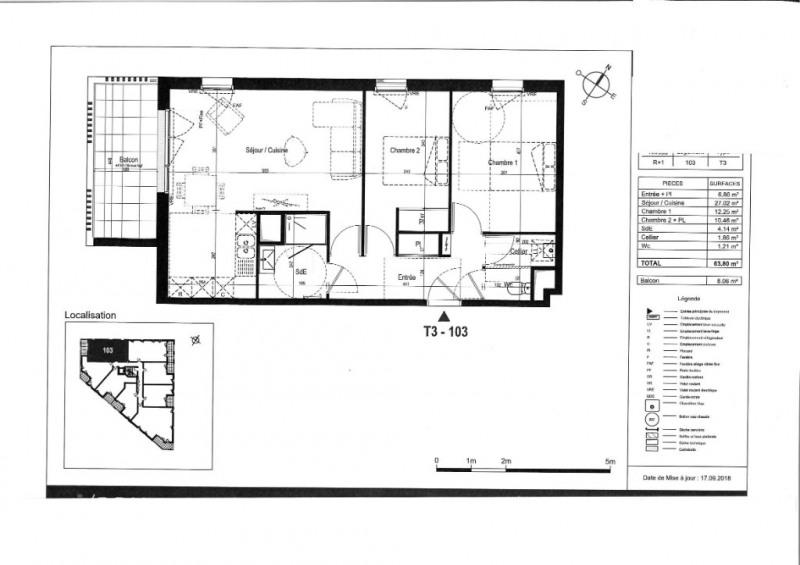 Vente appartement Saint nazaire 222000€ - Photo 3