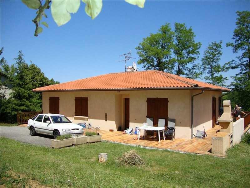 Rental house / villa Castanet tolosan 1180€ CC - Picture 2