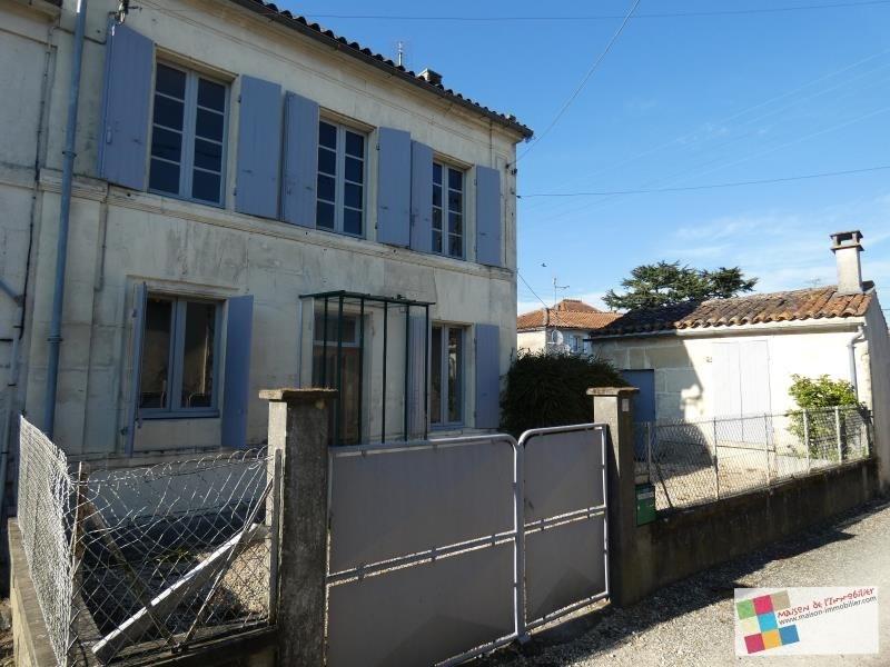Vente maison / villa Chateaubernard 123050€ - Photo 1