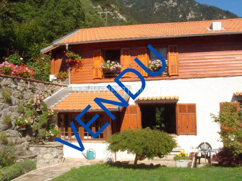 Venta  casa Saint-martin-vésubie 215000€ - Fotografía 1