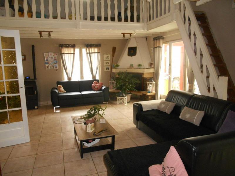 Vente maison / villa Moy de l aisne 159000€ - Photo 2