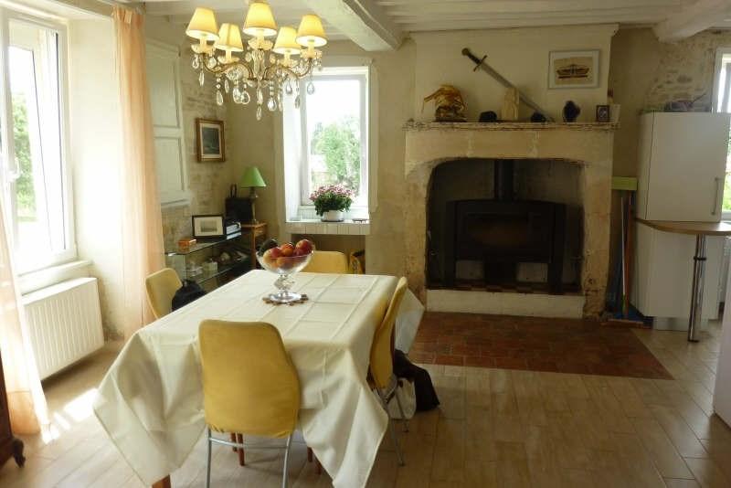 Sale house / villa Conde sur ifs 219000€ - Picture 2