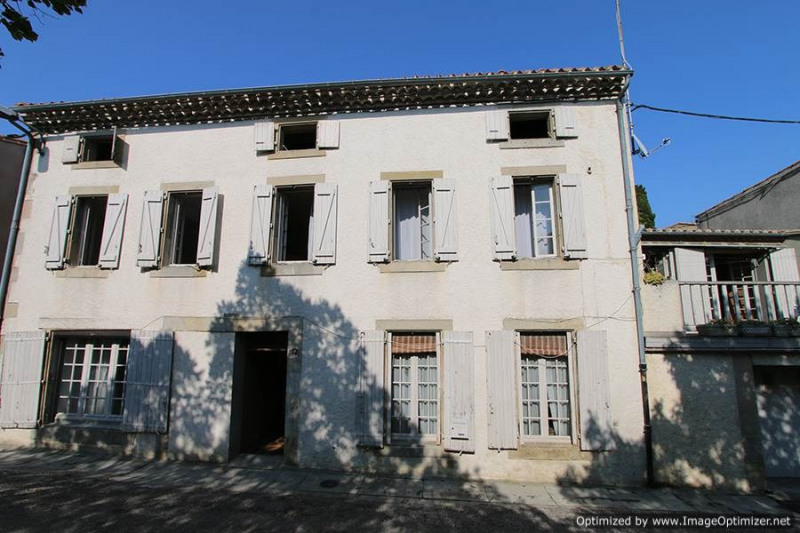 Vente maison / villa Fanjeaux 89 000€ - Photo 1
