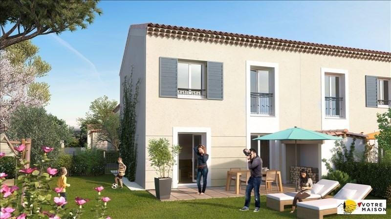 Sale house / villa Aix en provence 360000€ - Picture 1