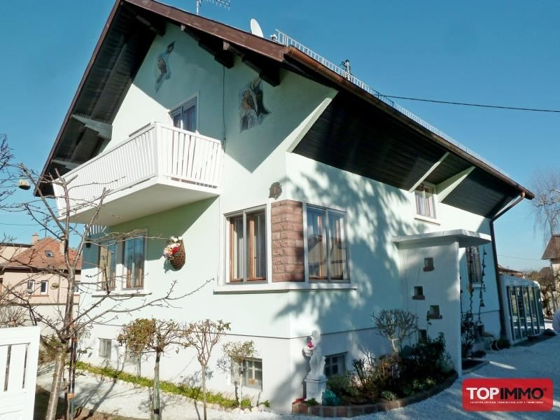 Sale house / villa Wittelsheim 270000€ - Picture 1