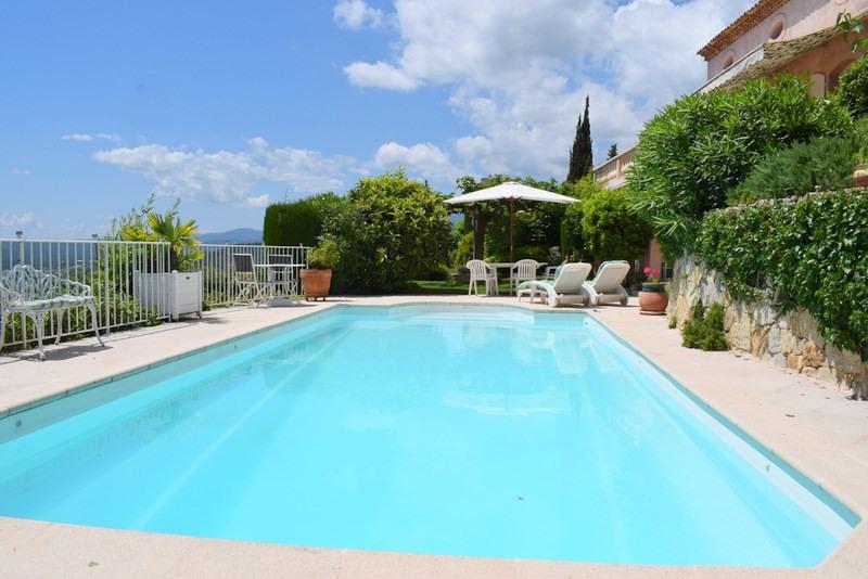 Verkauf von luxusobjekt haus Montauroux 1260000€ - Fotografie 4