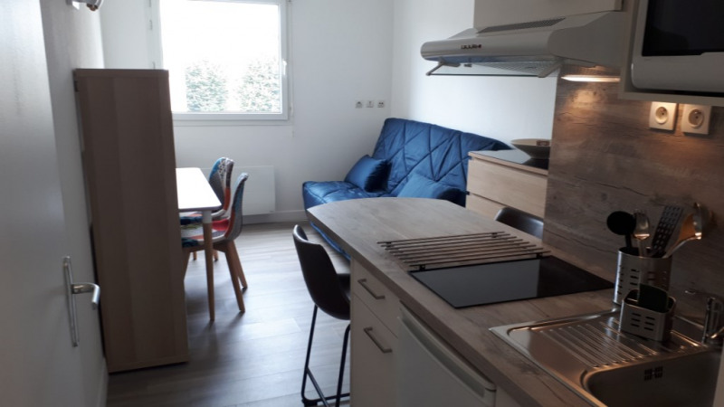 Rental apartment Nice 600€ CC - Picture 2