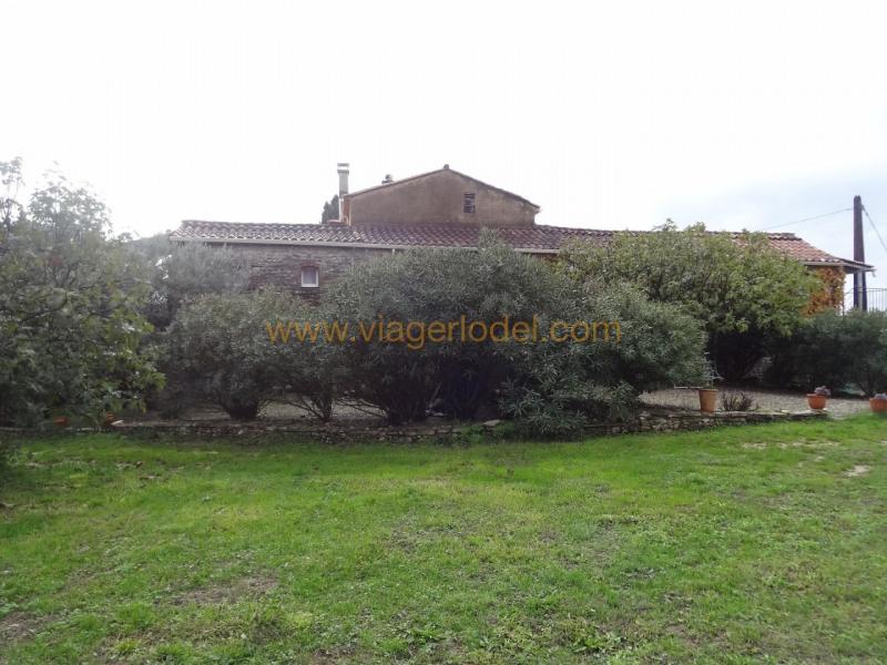 Vitalicio  casa Saint-ambroix 240000€ - Fotografía 6