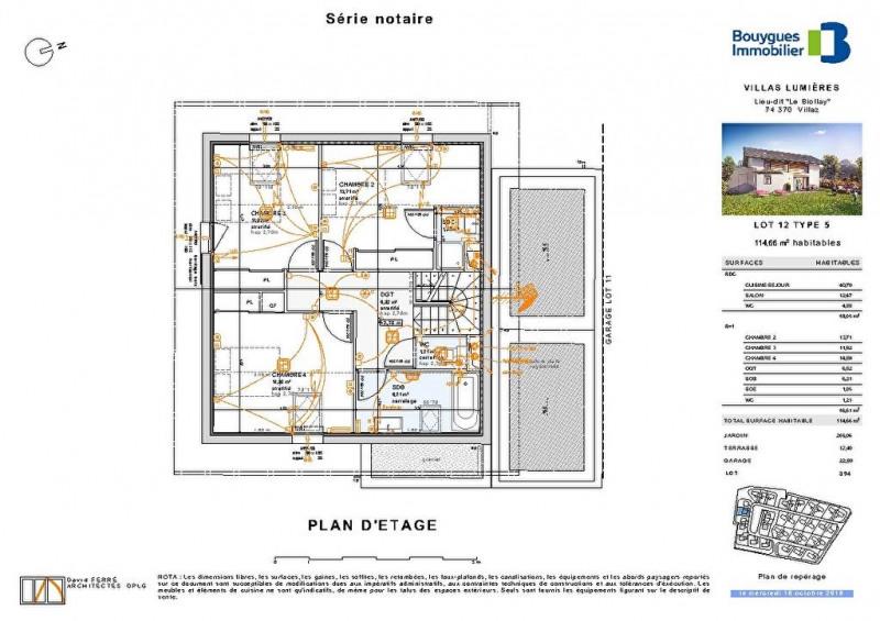 Deluxe sale house / villa Villaz 556000€ - Picture 4