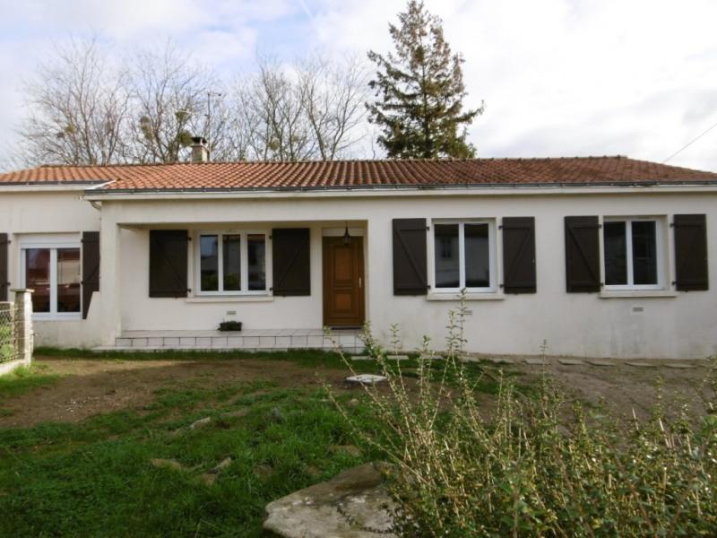 Sale house / villa St georges de pointindoux 168500€ - Picture 1