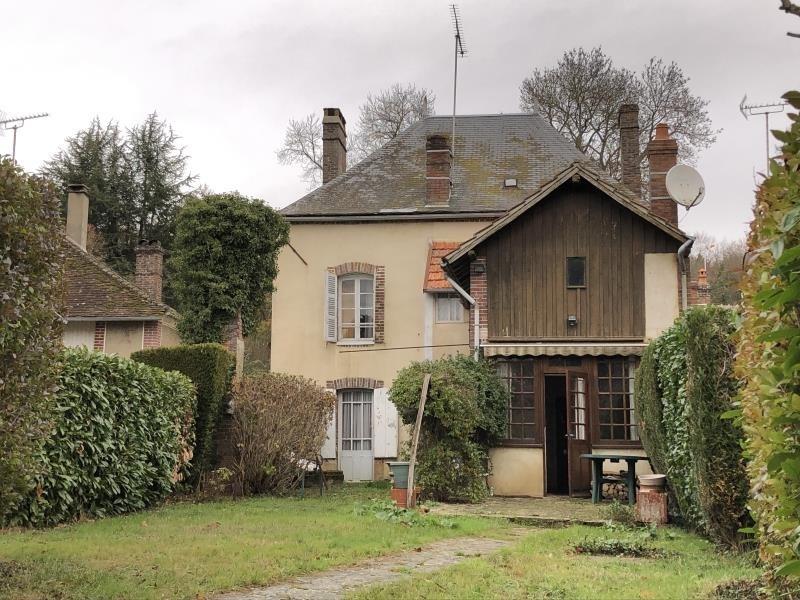 Sale house / villa Villiers st benoit 107500€ - Picture 1