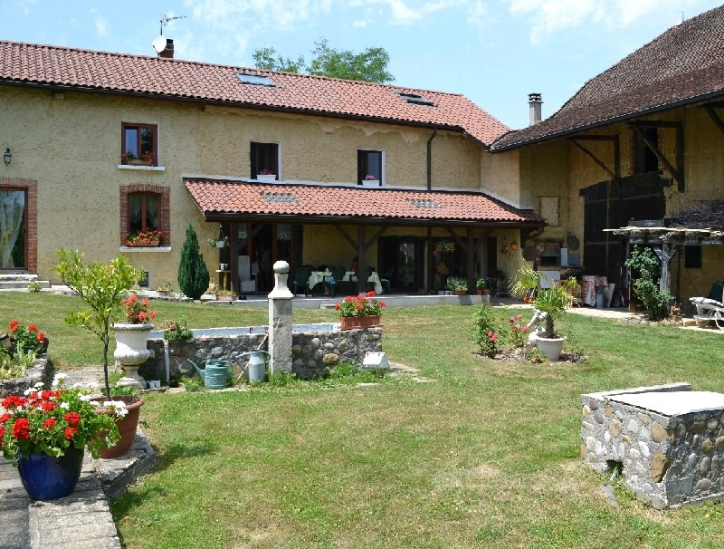 Sale house / villa Paladru 468 000€ - Picture 1