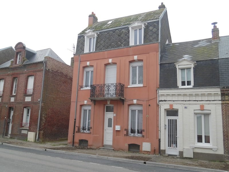 Vente maison / villa Le treport 132 000€ - Photo 5