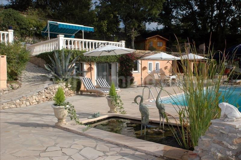 Vente maison / villa Bagnols en foret 440000€ - Photo 9