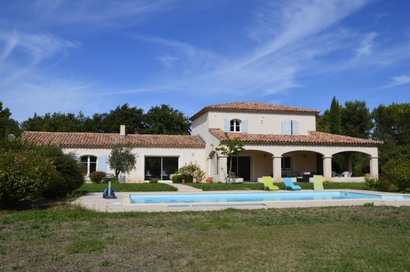 Vente maison / villa Fuveau 1100000€ - Photo 1