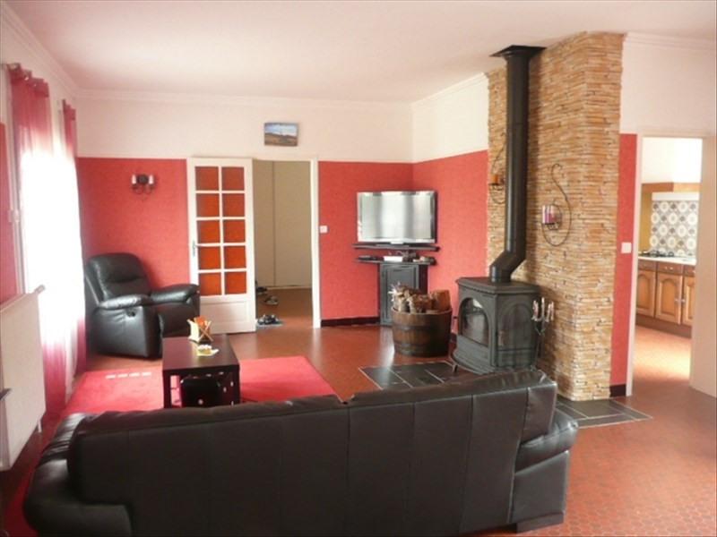 Sale house / villa Aubigny sur nere 188000€ - Picture 3