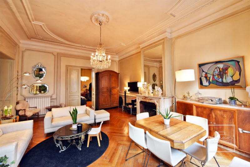 Sale apartment Lyon 6ème 795 000€ - Picture 3