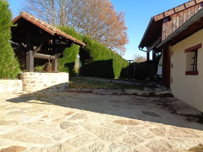 Sale house / villa St just le martel 255000€ - Picture 6