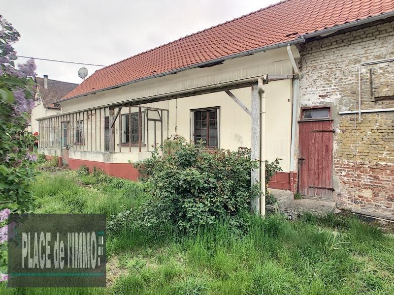 Vente maison / villa St riquier 50000€ - Photo 9
