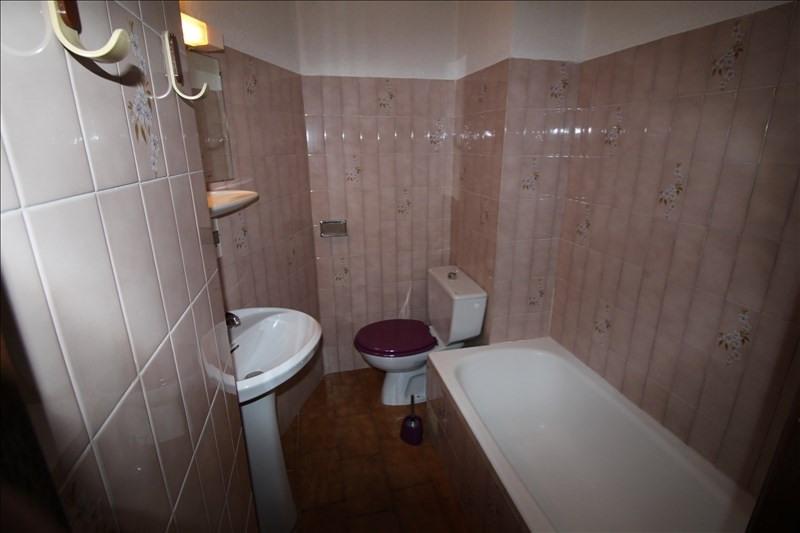 Rental apartment Saint gervais les bains 365€ CC - Picture 2