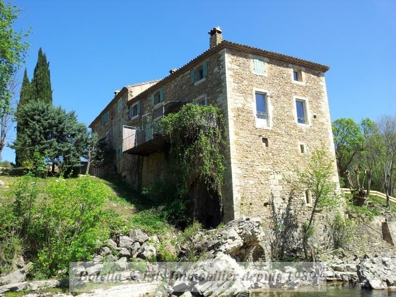 Immobile residenziali di prestigio casa Uzes 1595000€ - Fotografia 15