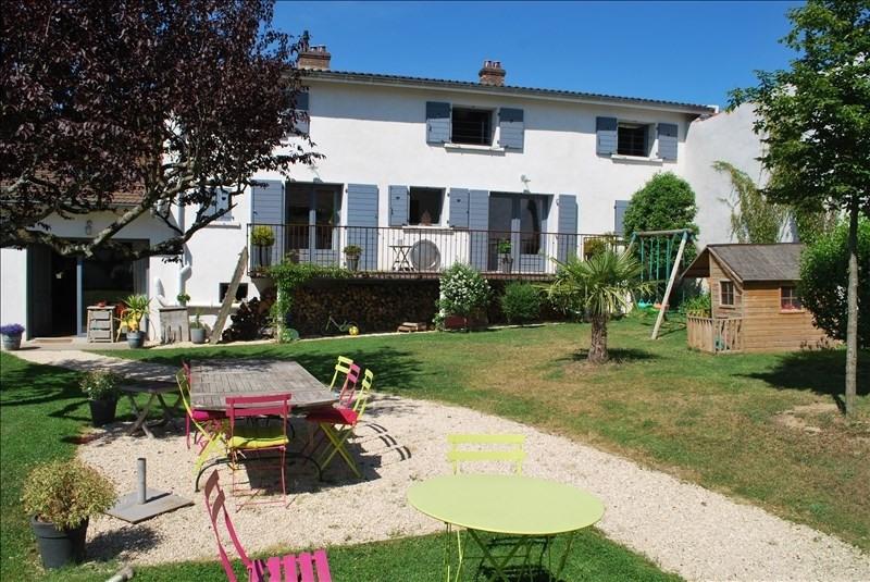 Deluxe sale house / villa La tour de salvagny 735000€ - Picture 1
