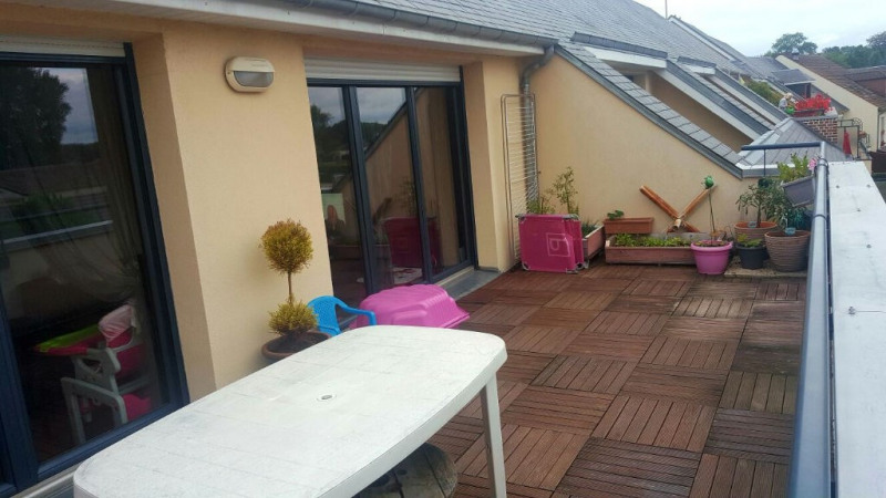 Vente appartement Milly sur therain 201 000€ - Photo 1