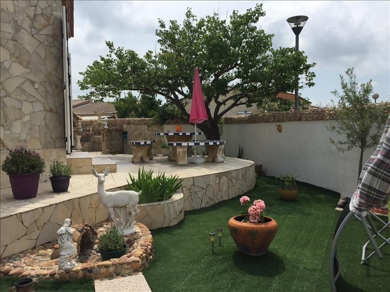 Vente maison / villa Lunel 293620€ - Photo 1