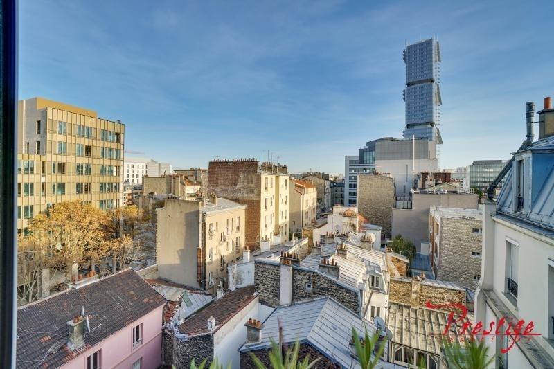 Sale apartment Clichy 480000€ - Picture 8