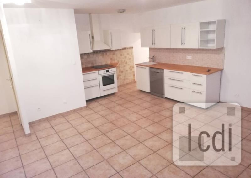 Vente appartement Pierrelatte 108000€ - Photo 1