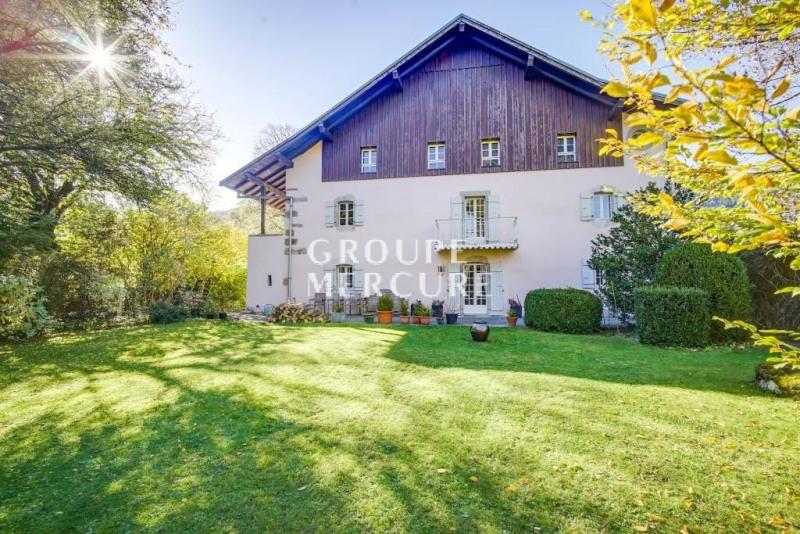 Vente de prestige maison / villa Boege 950000€ - Photo 3