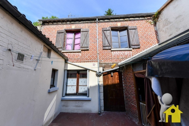Sale house / villa Neuilly en thelle 162000€ - Picture 1