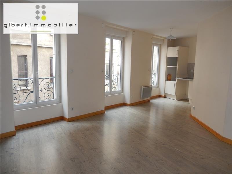 Rental apartment Le puy en velay 440€ CC - Picture 1
