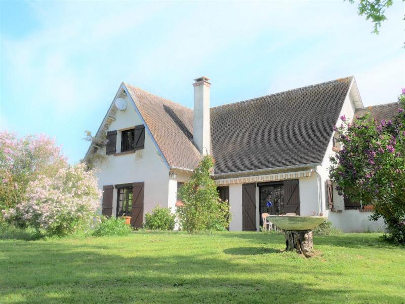 Sale house / villa Herbeville 540000€ - Picture 1